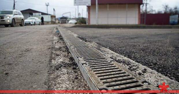 На отремонтированных дорогах Севастополя выявлены нарушения