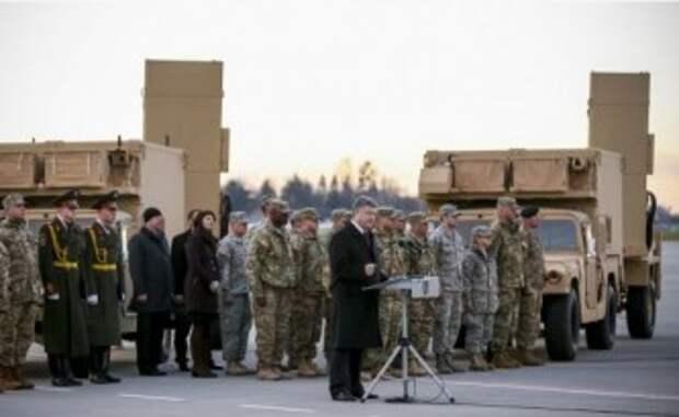Американские радары для ВСУ