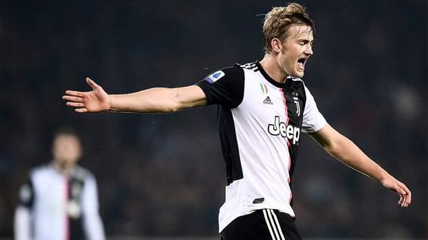 Де Лигт жалеет о переходе в «Ювентус» и надеется на трансфер в «Барселону»