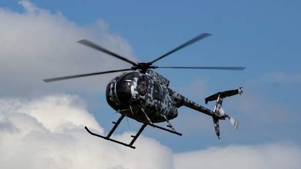 СК сообщил об одном погибшем после падения вертолета под Архангельском