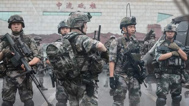 Китайцы готовятся к разработке новейшего плазменного вооружения