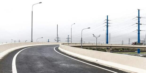 Собянин рассказал о ходе реконструкции Волоколамского шоссе. Фото: mos.ru
