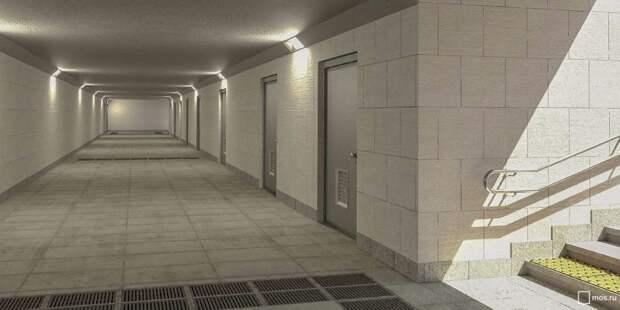 Подземный переход на Онежской отремонтируют в 2021 году