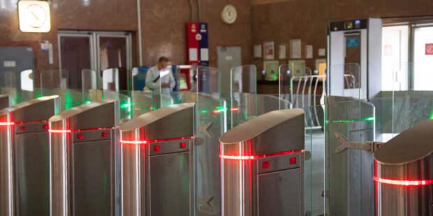 Власти Москвы запустят оплату проезда в метро с помощью лица до конца года