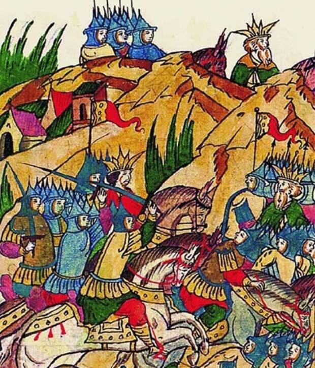 Народы Крыма в разные исторические времена