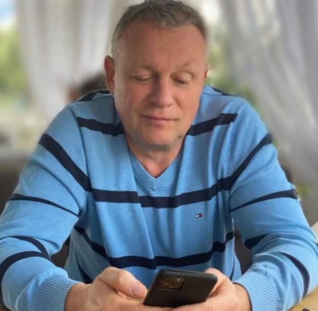 """Сергей Жигунов оставил свое мнение об откровениях бывшей жены и тещи в шоу """"Судьба человека"""""""