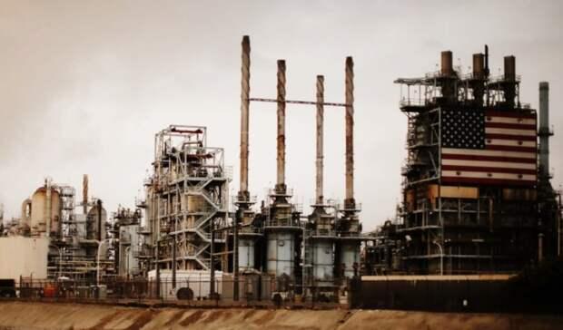Запасы нефти вСША выросли на4,9млн бочек