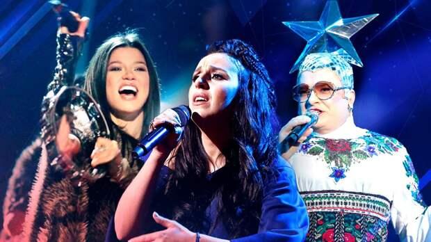 Украинцы на Евровидении. Фото - 24 канал