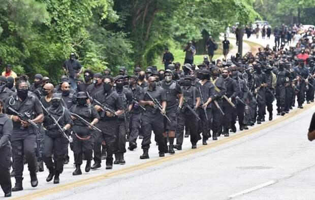 Гражданская война в США уже не кажется невероятной. Голос Мордора