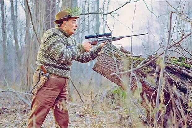 На охоте Брежнев любил позировать фотокорреспондентам. /Фото: avatars.mds.yandex.net