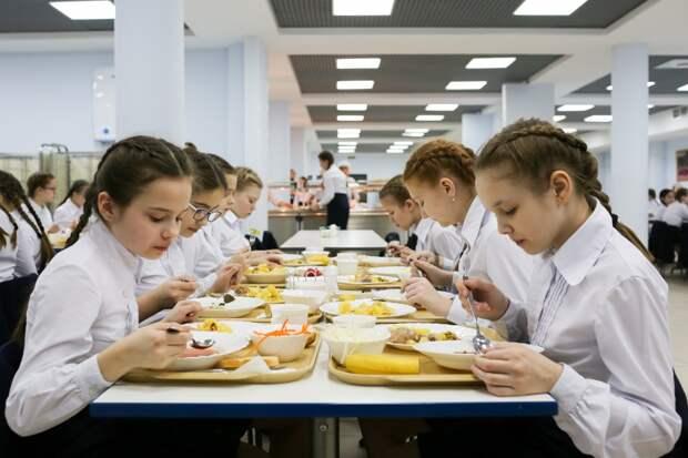 Школьные столовые и поставщиков питания проверили перед 1 сентября