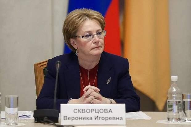 Скворцова рассказала о перенесенной коронавирусной инфекции