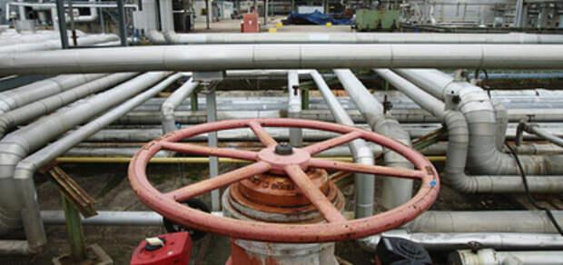 Цены на газ в Европе взлетели