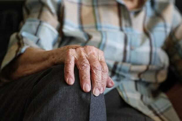 Руки, 104 Лет, Пенсионер, Старости, Старая Леди