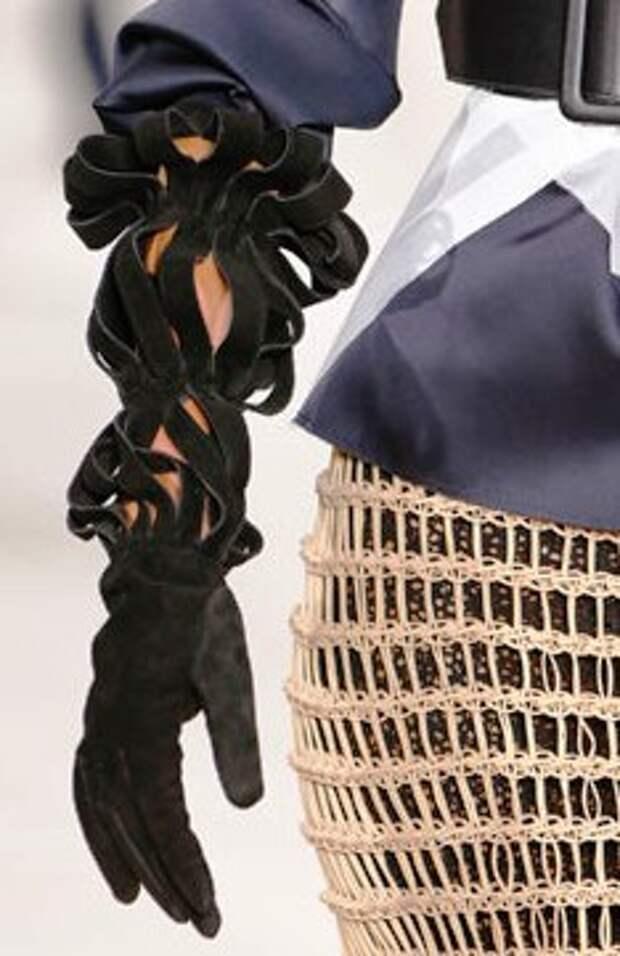 Перчатки – просто незаменимый предмет женского гардероба в холодное время года...