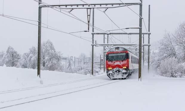 Железнодорожное сообщение с Белоруссией будет восстановлено