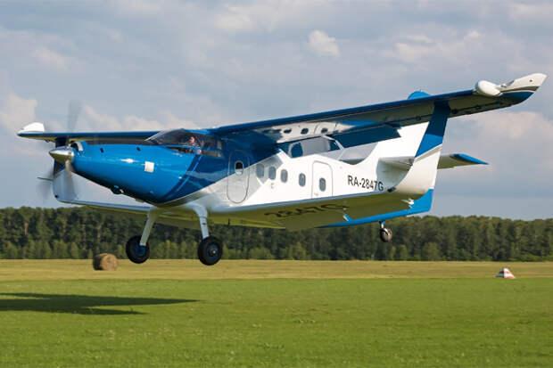 Байкал самолет
