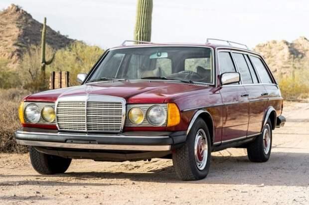 Взгляните науниверсал Mercedes-Benz спробегом миллион слишним километров, который сейчас можно купить