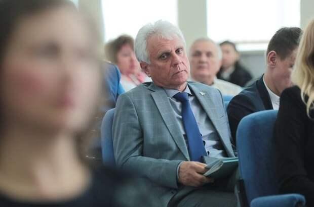 Директор «Воды Крыма» уволился