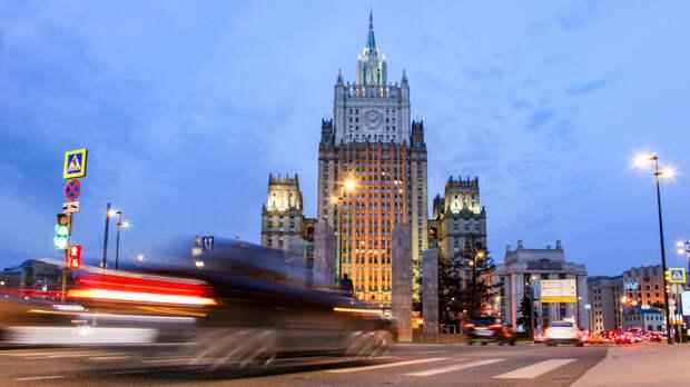 В МИД России оценили возможность контактов в нормандском формате