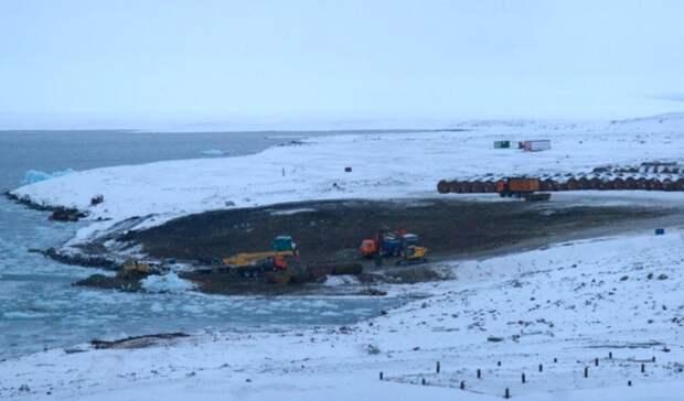 Еёвеличество Экология или арктические парадоксы