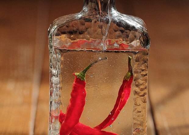 Помогает ли водка с перцем при простуде?