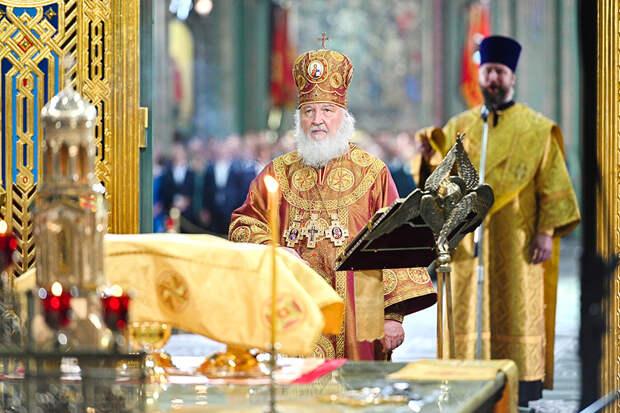 Патриарх Кирилл рассказал о помощи святых во время Великой Отечественной войны
