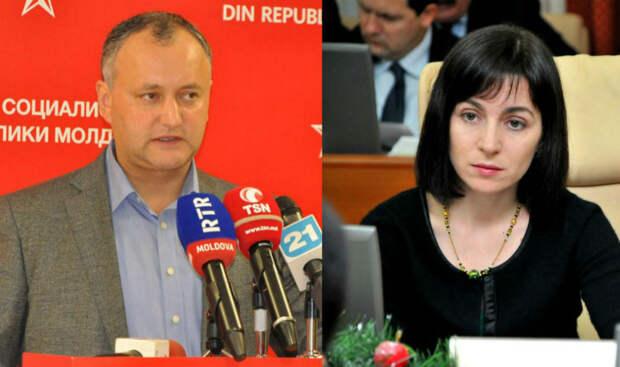 Молдова накануне выборов: История 25-летней давности повторяется
