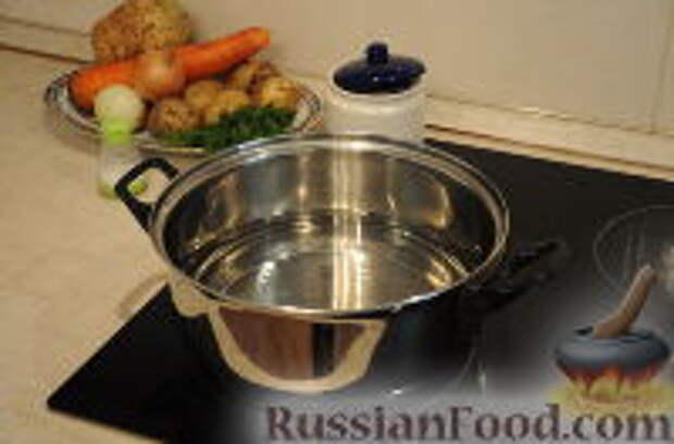 Фото приготовления рецепта: Кулеш украинский - шаг №2