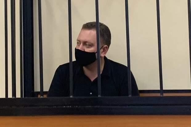 Саранский суд арестовал экс-вице-губернатора Мордовии Меркушкина