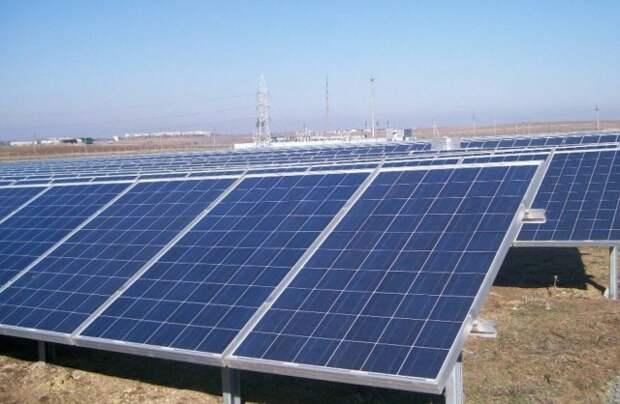 Доля солнечной энергии в генерации ЕС поставила исторический рекорд