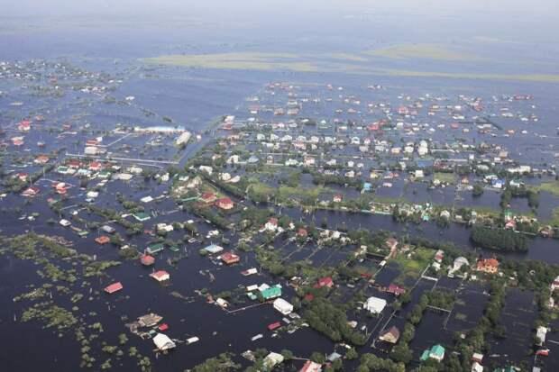 Каждый из нас может помочь пострадавшим от наводнения на Дальнем Востоке