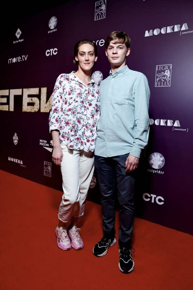 Держи удар: Ирина Безрукова, Виктория Дайнеко и Александр Незлобин