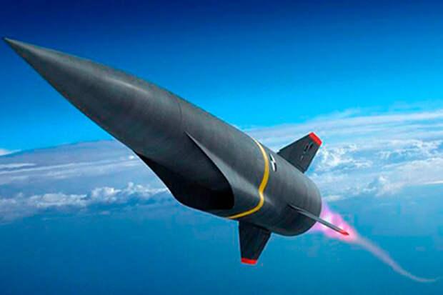 ВВС США провалили испытания гиперзвукового оружия