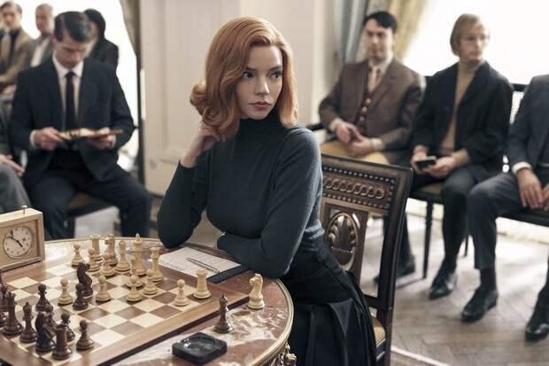 Лучшие неформальные фото Ани Тейлор-Джой— той самой вундер-шахматистки изсериала «Ход королевы»