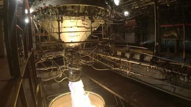 На Украине заявили об успешном испытании космической ракеты