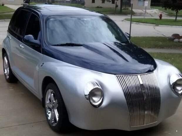 CHRYSLERы CRUISERы Chrysler Cruiser, chrysler, Автовсячина, авто, автоприкол, прикол