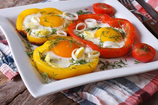 Простая непростая яичница: супер-идеи блюд из яиц