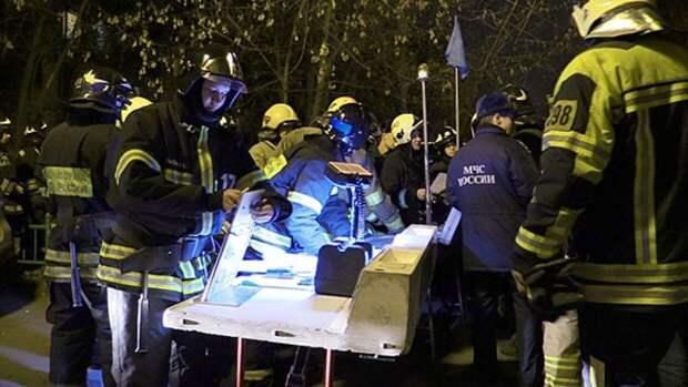 ЕДДС сообщила о взрыве газа в трехэтажном доме в Нижегородской области