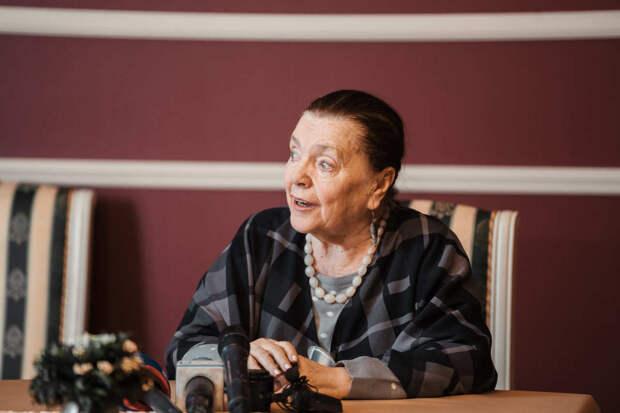 Заслуженной артистке РФ – 80: как отметила юбилей прима Наина Хонина