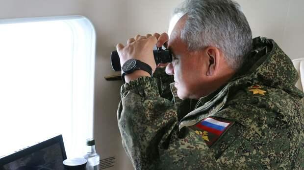 Главком: СБУ обязала министра обороны России Шойгу явиться 20 июля в Мариуполь