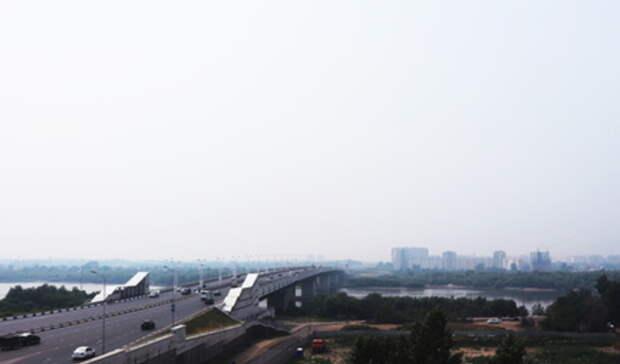 Нижний Тагил до конца недели окутает смог