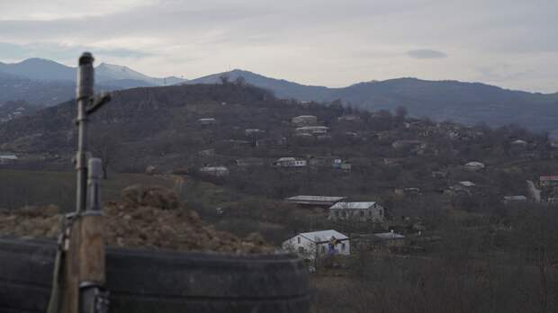 В Совете безопасности Армении оценили роль российских миротворцев в Карабахе
