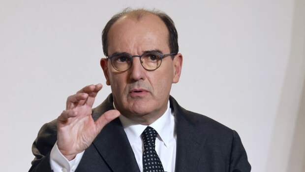 Премьер Франции заявил о преодолении пика третьей волны эпидемии коронавируса в стране