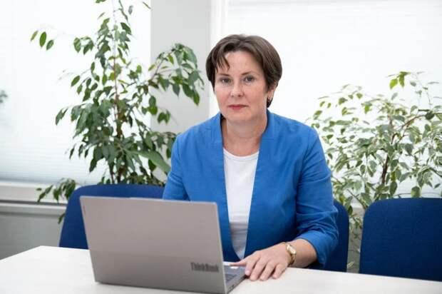 Светлана Разворотнева: важнейшая задача государства – обеспечить россиян жильем. Фото: Екатерина Бибикова
