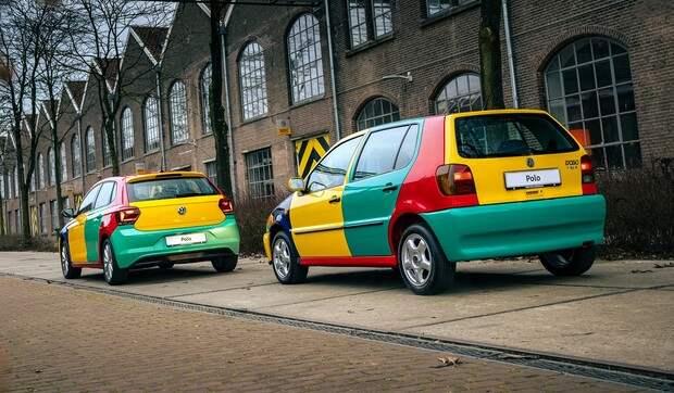 Volkswagen возродил клоунский автомобиль