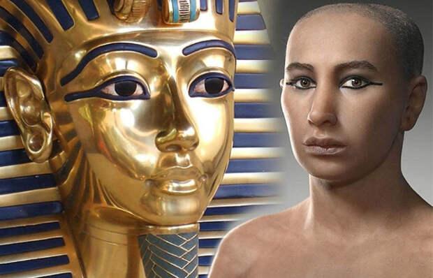 В Древнем Египте макияж определял принадлежность к разным сословиям.