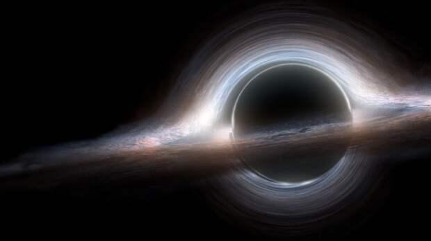 Российские учёные предположили, что некоторые чёрные дыры могут являться порталами в отдалённые части Вселенной