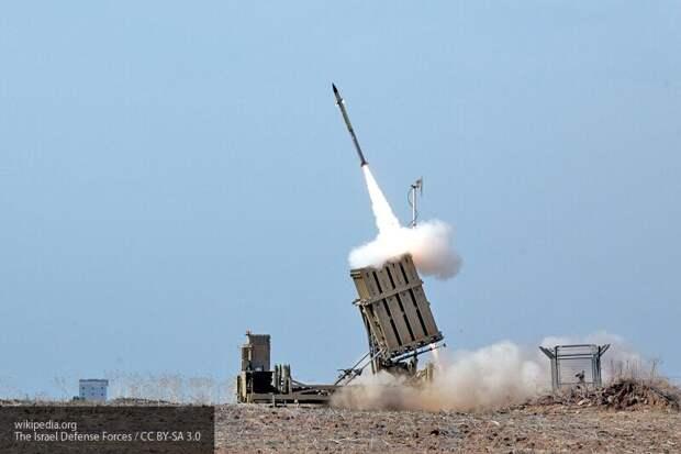 Военный эксперт объяснил, чем эффективна израильская система «Железный купол»