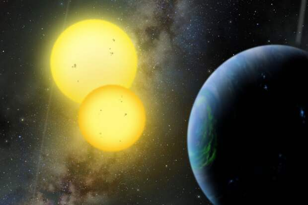 Может ли существовать жизнь в двойных звёздных системах?